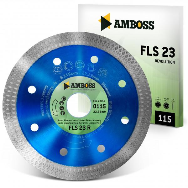 FLS 23R Diamant Trennscheibe