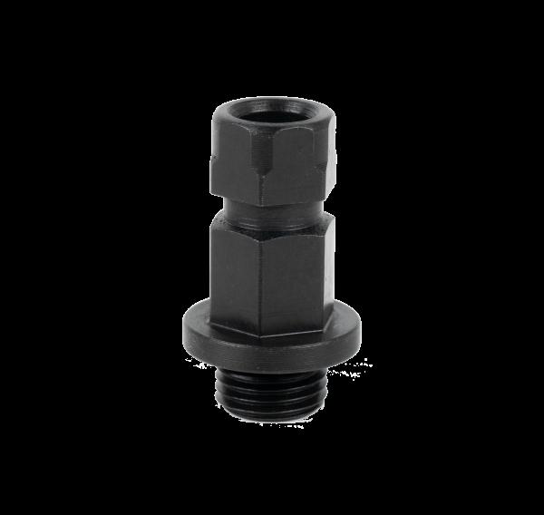 1x Amboss Adapter für Schnellwechselaufnahme Lochsägen 14-30mm