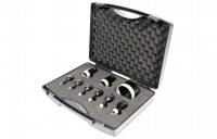 Amboss - Diamant Bohrkronen Set - Premium Black Edition