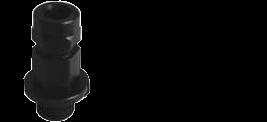 3x Amboss Adapter für Schnellwechselaufnahme Lochsägen 14-30mm