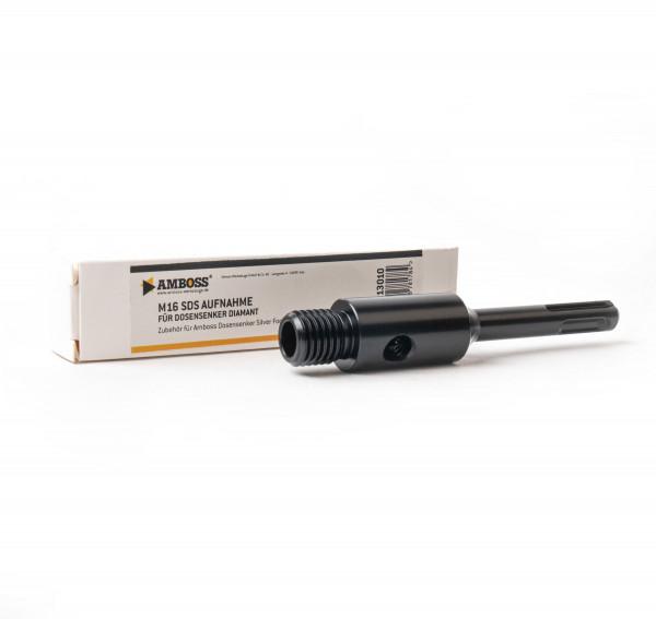 Aufnahme (SDS) für M16 Gewinde (Dosensenker)